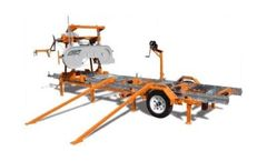 LumberMate - Model LM29 - Portable Sawmill