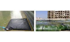 Ecobarrier - Model EDB-Range / EDT-Range - Dewatering Bags & Tubes