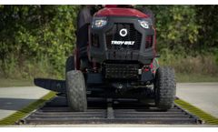 Overtested: Troy-Bilt Riding Mowers - Video