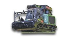 Gyro-Trac - Model GT-35 - Heavy Duty Mulcher