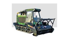 Gyro-Trac - Model GT-25 XP - Heavy Duty Mulcher