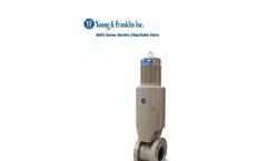 8655 Series Electric Stop/Ratio Valve Brochure
