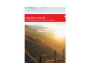 Gensol Consultants Company Brochure