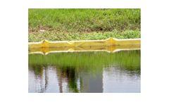 Model DOT Type I - Floating Turbidity Barrier