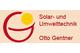 Gentner Solar- und Umwelttechnik