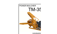 Model L20 - Hydro Seeder Units Brochure