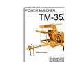 Model L30 - Hydro Seeder Units Brochure