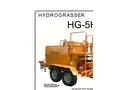 Model HG-5H3 - Hydro-Jet Agitation System Brochure