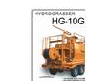 Model HG-10GX3 - Hydro-Jet Agitation System Brochure