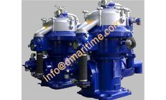 Alfa laval - Model MAPX-309 - Oil Separators Purifier Centrifuge