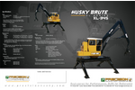 KNUCKLE - Model XL-345 - Boom Loader Brochure