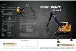 KNUCKLE - Model XL-245 - Boom Loader Brochure