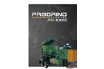 Model PG-1000 - Wood Waste Recycling Equipment Brochure