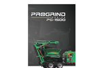 Model PG-1500 - Wood Waste Recycling Equipment Brochure