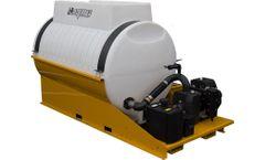 Epic - Model L30 - 300 Gallon Tank Hydro Seeder