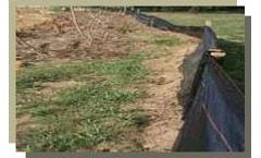 ESI - Commerical Silt Fencing