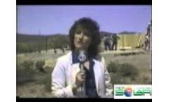 PEP Solar News Channel 3 1982 PEP Panels The Innovators Video