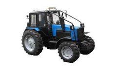BELARUS - Model L82.2/L1221 - Forestry Tractor