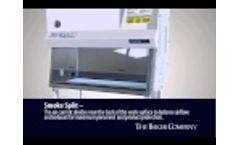 Baker Class II, Type A2 Biosafety Cabinet - How it Works Video