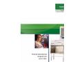 EdgeGARD - Clean Benches - Brochure