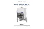 BioChemGARD - Model e3 - Class II Type B2 - Biological Safety Cabinet - Manual
