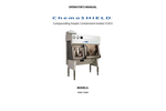 ChemoSHIELD - Compounding Aseptic Containment Isolator (CACI) - Manual