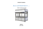 AeroPROTECT - Model 360° - Aseptic Containment Isolator - Manual