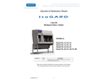 IsoGARD - Model Class III - Biological Safety Cabinet - Operation & Maintenance Manual