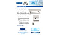 Baker - Electric Hydraulic Lift - Brochure