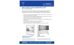 Baker Solutions with Embedded Phocus RX - Brochure