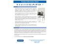 SterilGARD e3 Cut Sheet - 115V