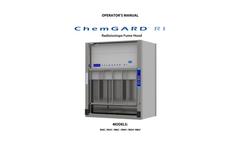 ChemGARD - Model RI - Radioisotope Fume Hood - Brochure