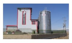 Agriculture Feed Silos