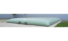 Flexible Tanks Used for the Temporary or Permanent Storage