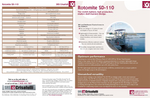Rotomite - Model SD-110 - Self Propelled Dredge- Brochure