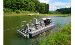 Crisafulli - Model RDF-50 & RDF-75 - Remote Controlled and Cabled Dredges