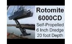 Rotomite 6000CD Product - Video