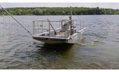 World`s 1st Electric Electrofishing Boat - Video