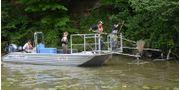 Electrofishing Boats