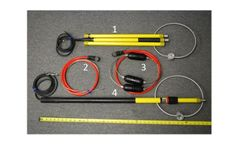 Halltech - Model 77524-CT - Cathode Poles & Tails