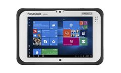 Halltech - Version Toughpad FZ-M1 - Rugged Tablet