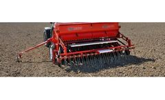 Erkul - Disc and Axle Tine Mounted Seed Drills