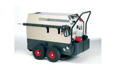 Weidner - Model DAS300 LXTS/KXTS - Dry Steam Cleaners