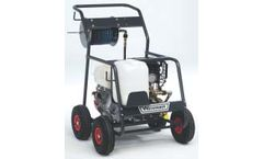 Weidner - Model Waschboy 202 / 242 B - High Pressure Cleaner Unheated with Petrol Engine