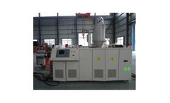 Model HDPE - Large Calibre Pipe Extrusion Line