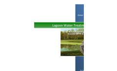 Global Lagoon Water Treatment Brochure and Specification