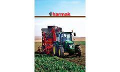 HARMAK Disc Mower DM - 200 Brochure
