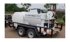 Turfmaker - Model 390 - Hydroseeder Machine