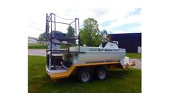 TurfMaker - Model 800 - Hydroseeder Machine
