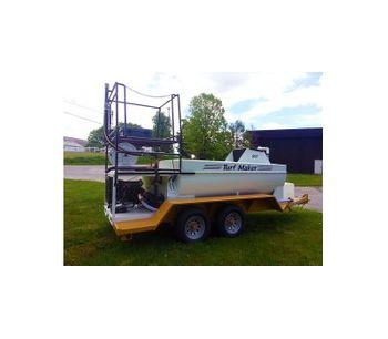 TurfMaker - Model 800 - Hydroseeder Machine